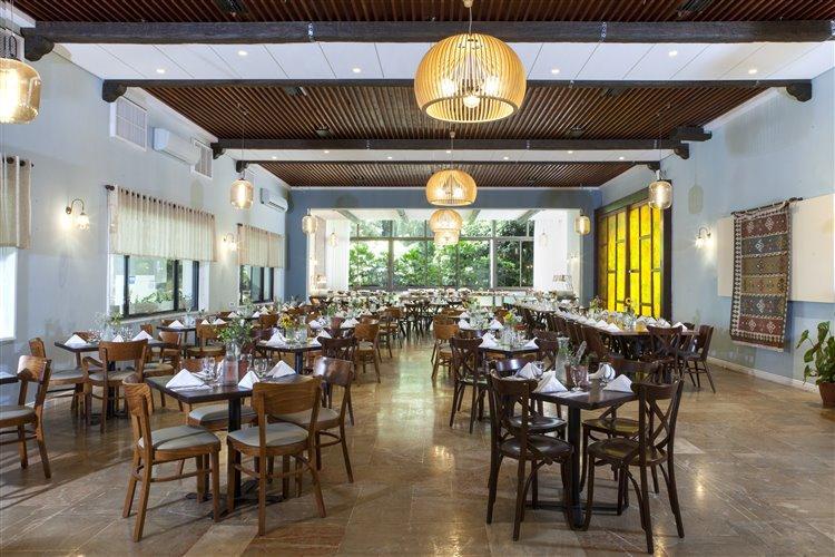 חדר האוכל המרכזי