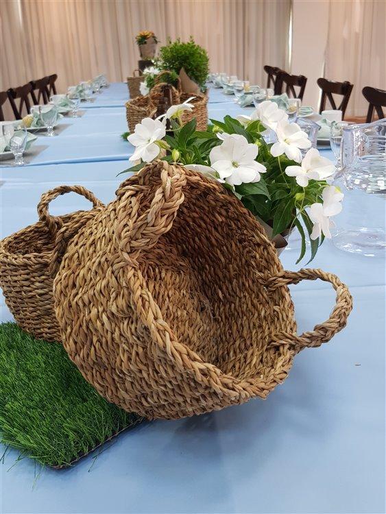 שולחן לארוע עסקי